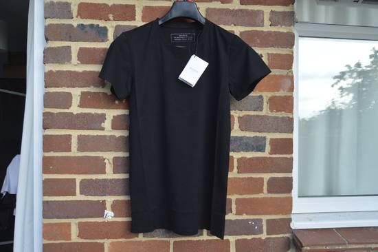 Balmain Black Distressed T-shirt Size US XS / EU 42 / 0