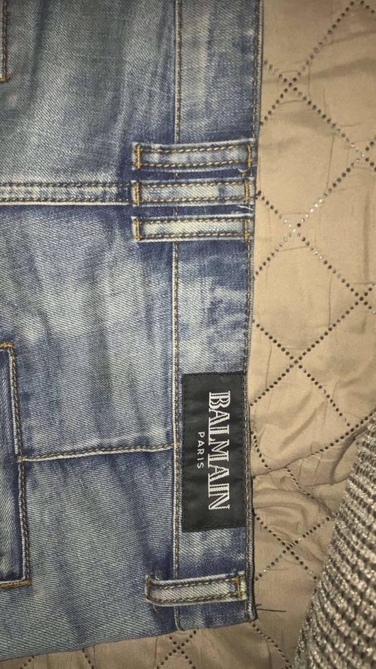 Balmain Balmain Denim Shorts Size 32 Size US 32 / EU 48 - 1