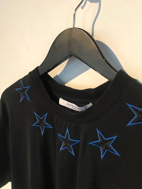 Givenchy Givenchy Black Columbian Star Appliqué T-shirt Size US S / EU 44-46 / 1 - 1