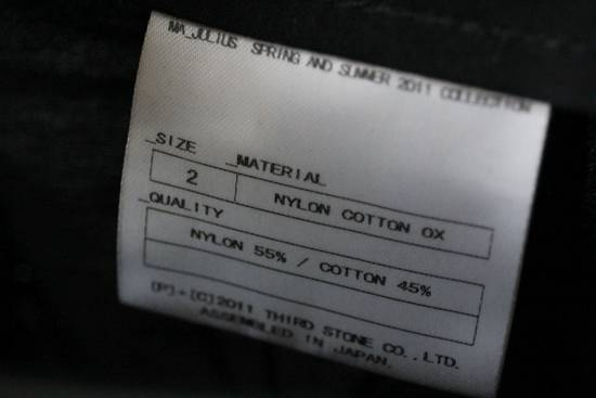 Julius Flight shorts - Black Size US 34 / EU 50 - 4