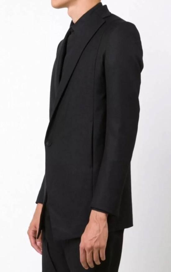 Julius Slanted Design Wool Blazer - 547JAM1 Size 40R - 5