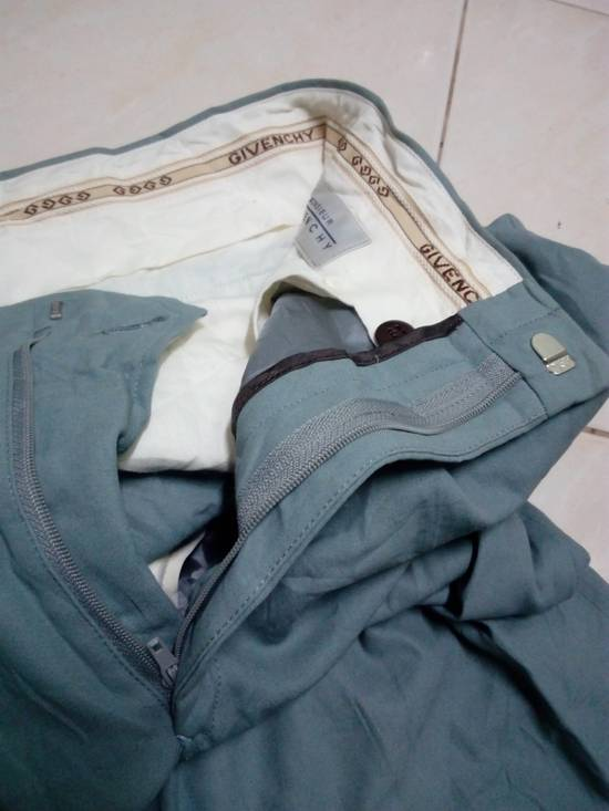 Givenchy Givenchy Pant Grey Vintage Size US 31 - 4