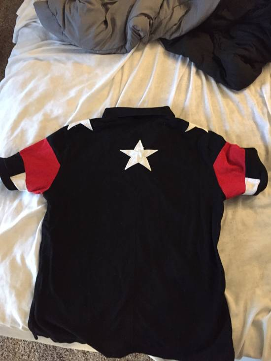 Givenchy Givenchy Cuban Fit Polo Star Size US XL / EU 56 / 4 - 1