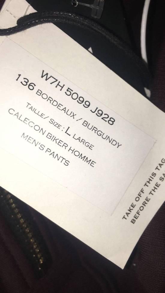 Balmain Balmain Authentic $930 Bordeaux Sweatpants Jogger Size L Brand New Size US 34 / EU 50 - 6