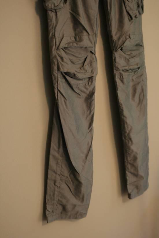 Julius SS10 Cotton-Lyocell Skinny Cargos Size US 31 - 5
