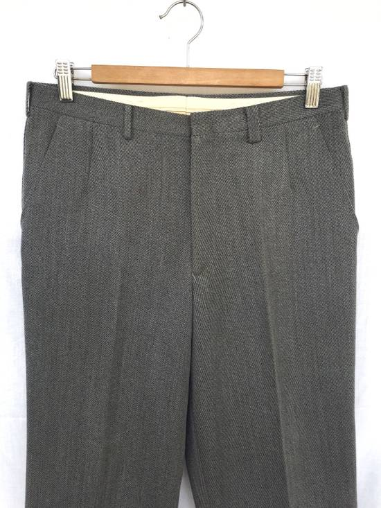 Givenchy [ LAST DROP ! ] Wool Grey Trousers Pants Size US 31 - 2