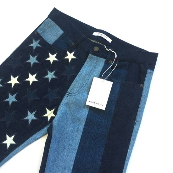 Givenchy $1.3k Stars & Stripes Denim Jeans NWT Size US 32 / EU 48 - 1