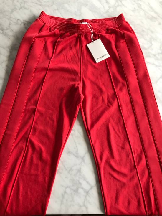 Givenchy Bnwt 1.0k Red Givenchy Jogging Trousers Size US 30 / EU 46