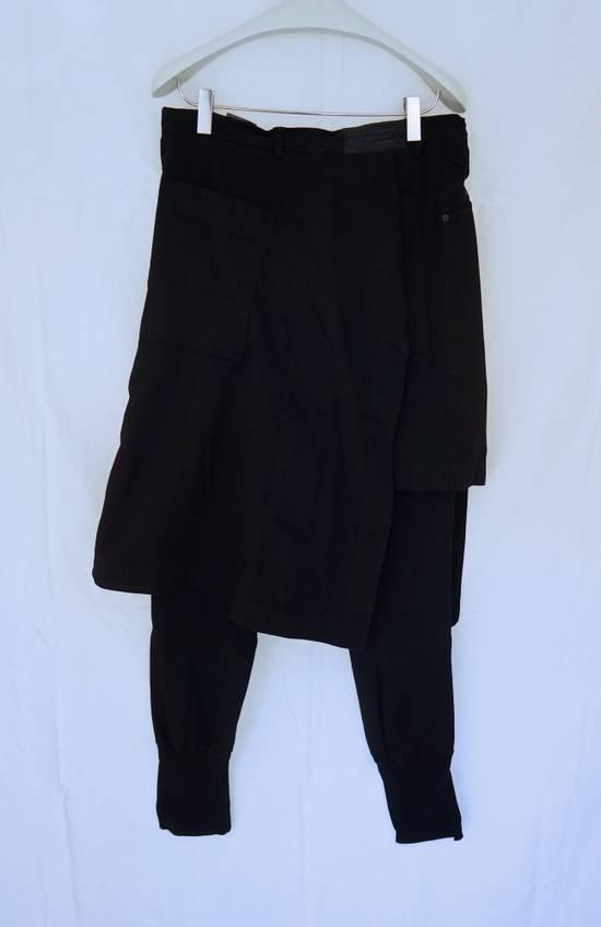 Julius New A/W 2012 Men's RESONANCE Skirt Jogger Trousers Sz 4 Size US 36 / EU 52 - 1