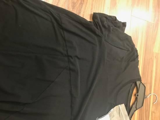 Julius 577CUM12 Cotton Sheer Jersey SS Black Tee Size US L / EU 52-54 / 3 - 9
