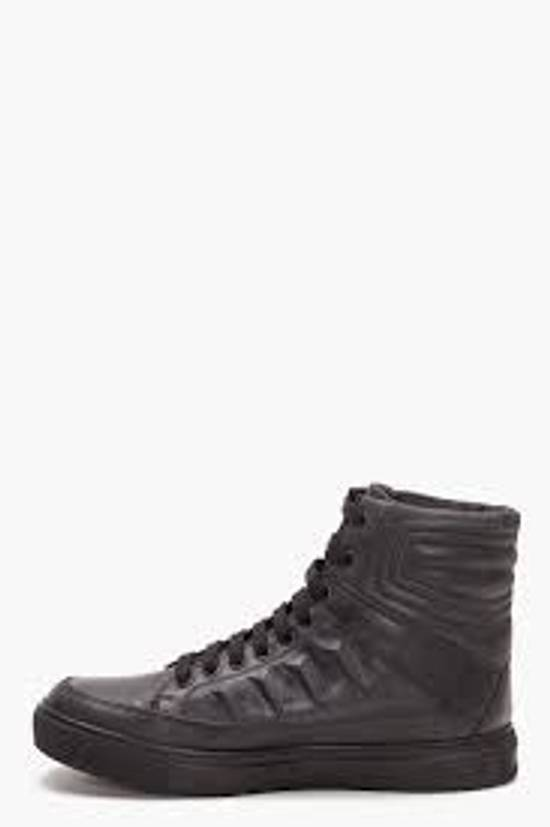 Givenchy Givenchy by Riccardo Tisci 2010 Triple black covered studs sneakers Size US 7 / EU 40 - 5