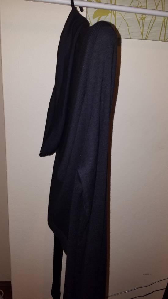 Julius Brand New Wool Silk Cashmere Knit Sweater Black Size US M / EU 48-50 / 2 - 2