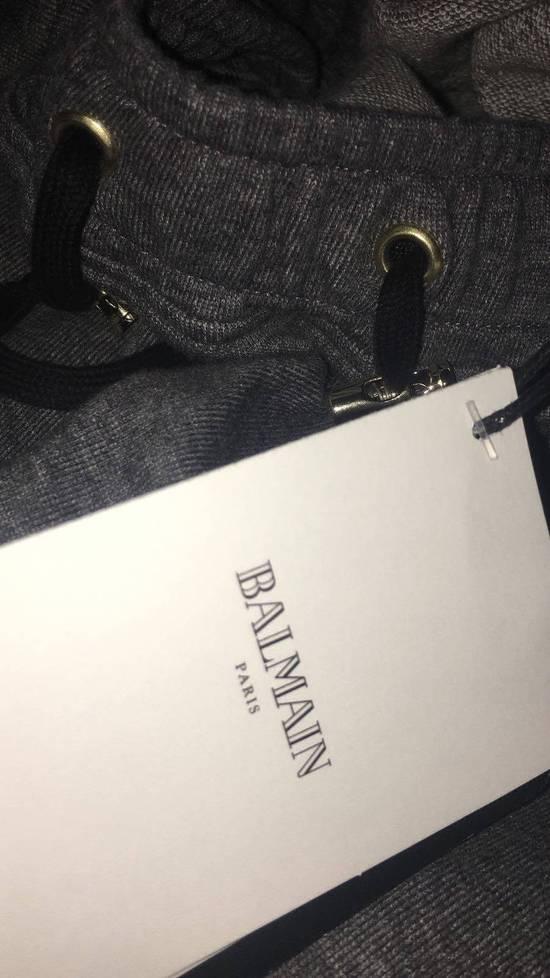 Balmain Balmain Authentic $590 Grey Sweatpants Jogger Size L Brand New Size US 34 / EU 50 - 3