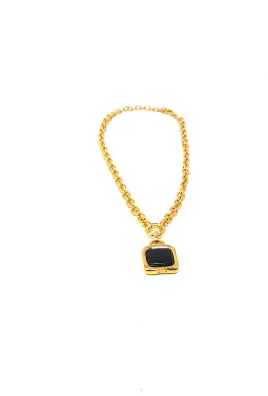 Givenchy Double sided gold plated necklace Size ONE SIZE - 12