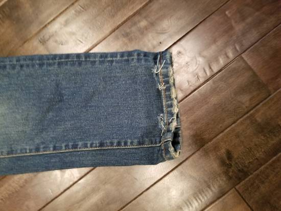 Balmain Distressed denim Size US 33 - 9
