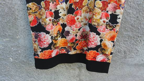 Givenchy $1050 Givenchy Floral and Butterfly Print Rottweiler Oversized Sleeveless Hoodie Top size S (M / L) Size US S / EU 44-46 / 1 - 9