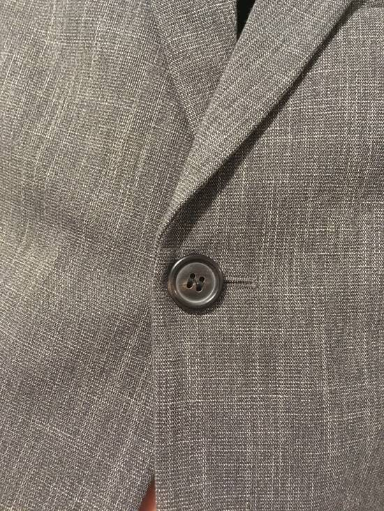 Balmain SS11 Grey Blazer Size 36R - 2