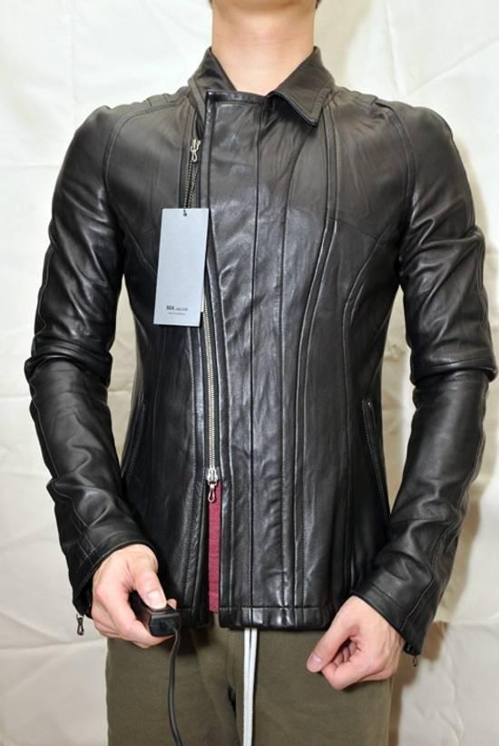 Julius MA_Julius Leather Jacket 2011AW Size US S / EU 44-46 / 1 - 4