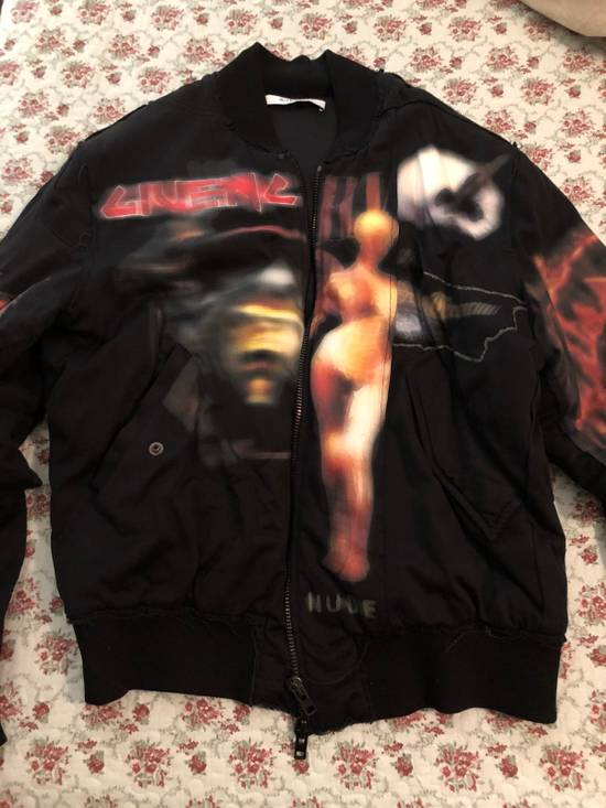 Givenchy Givenchy Heavy Metal Printed Bomber Jacket Size US S / EU 44-46 / 1 - 8