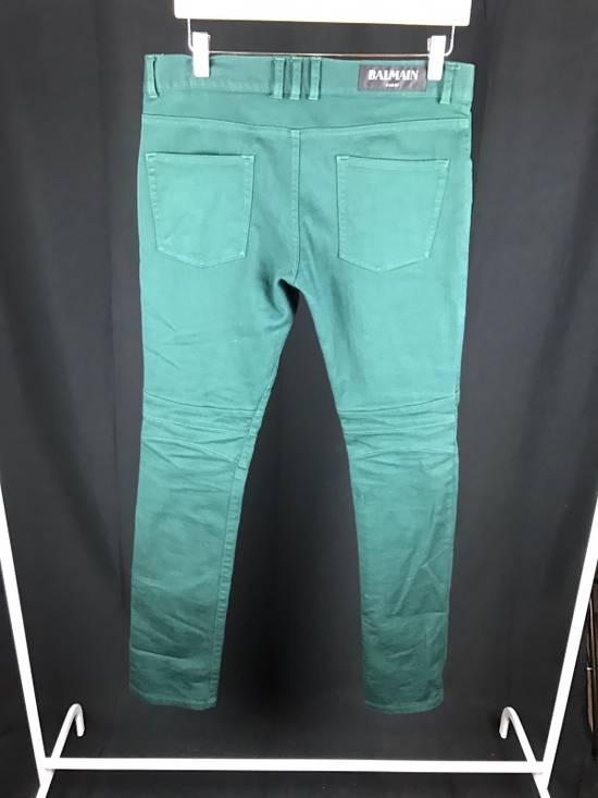 Balmain Dark Green Pants Size US 30 / EU 46 - 2