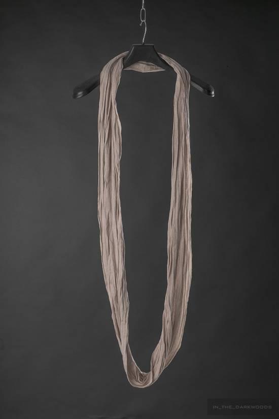 Julius = last drop = 2007SS cotton knit scarf Size ONE SIZE - 4