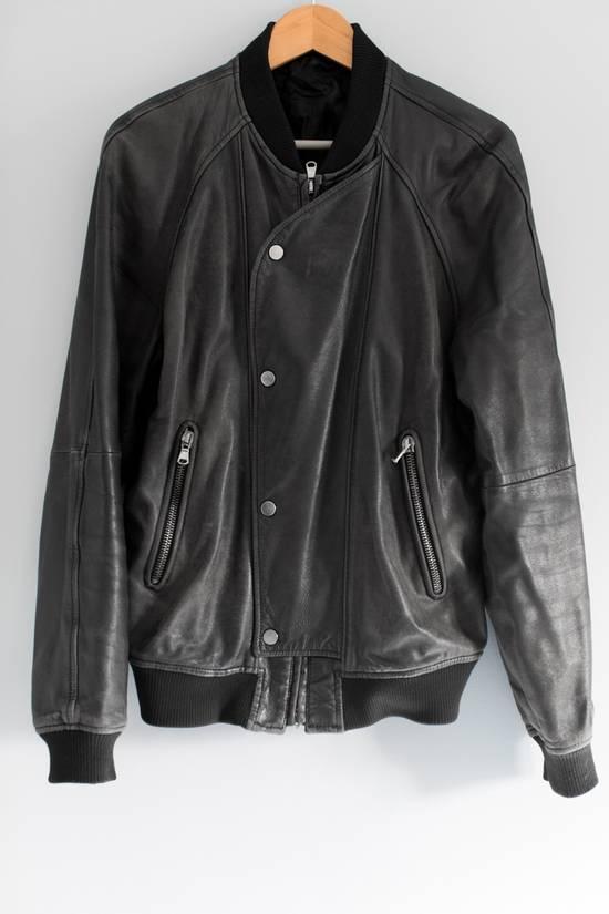 Givenchy Black leather jacket. Size US M / EU 48-50 / 2