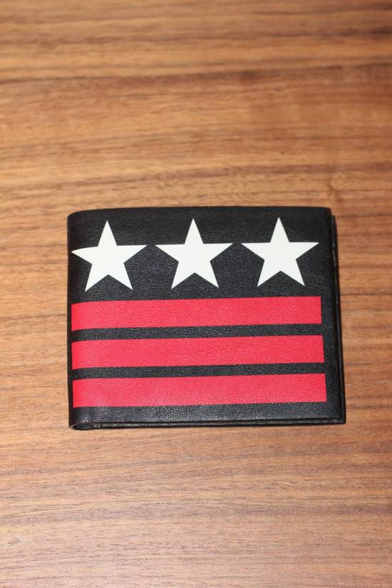 Givenchy Star Print Wallet Size ONE SIZE