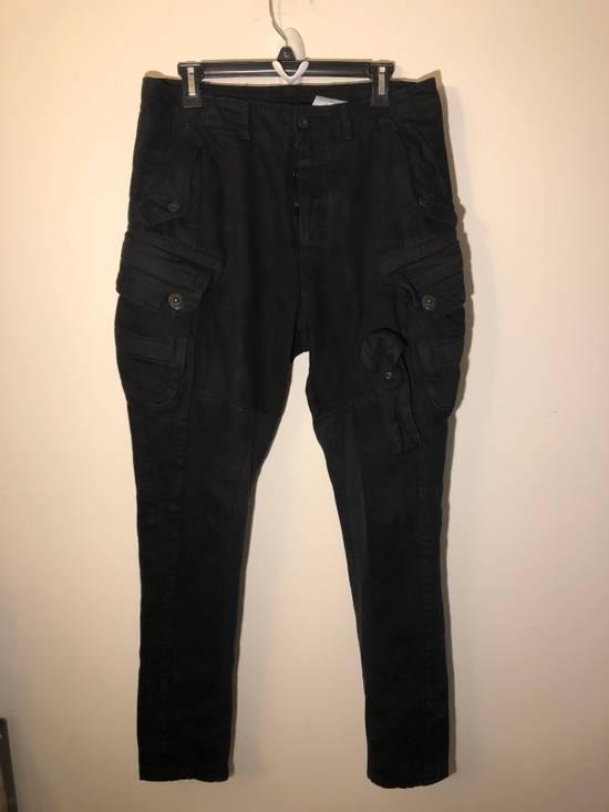 Julius SS 12 Gas-mask Cargo Pants Size US 32 / EU 48