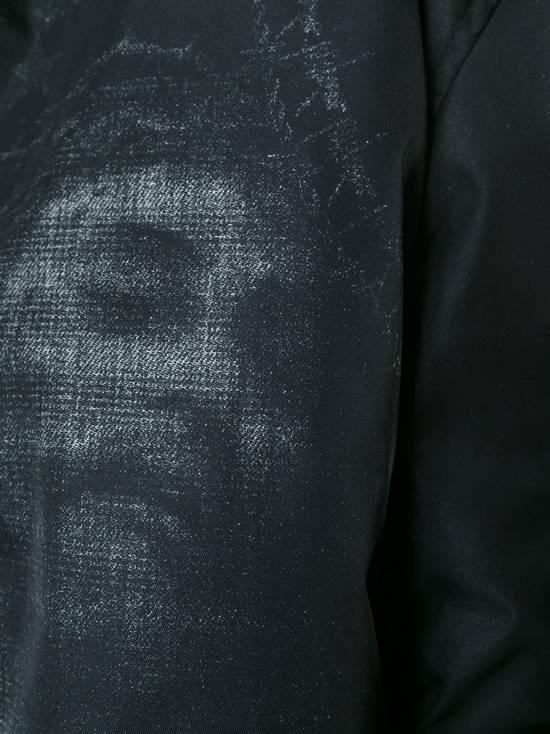 Givenchy 3500$ Black Jesus Print Bomber Jacket Size US M / EU 48-50 / 2 - 3