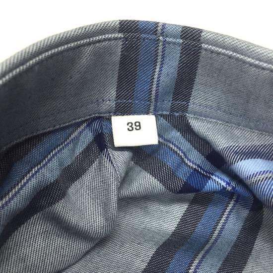 Givenchy Blue Cuban Fit Flannel Shirt NWT Size US M / EU 48-50 / 2 - 9