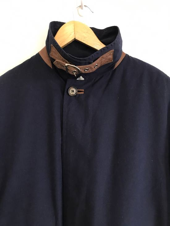 """Givenchy Givenchy Gentleman Trench Coat Jacket Made In Italy Armpit 24.5""""x49"""" Size US L / EU 52-54 / 3"""