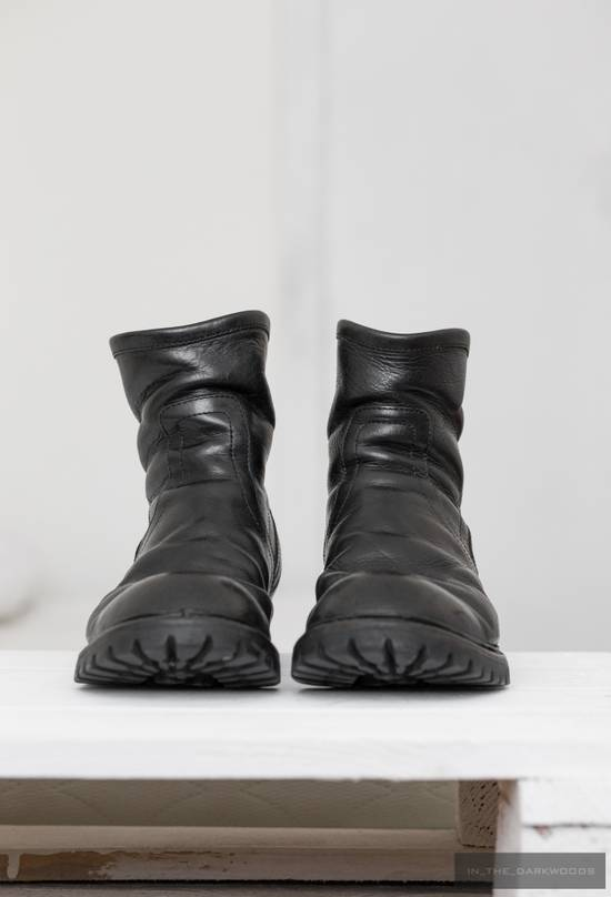 Julius = last drop = engineer vibram sole leather boots Size US 9.5 / EU 42-43 - 5
