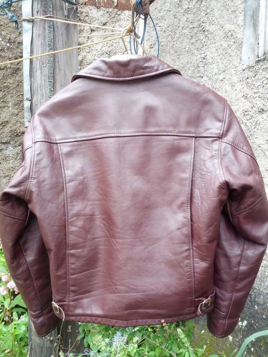 Schott SCHOTT 658 Leather Jacket Size US S / EU 44-46 / 1 - 4
