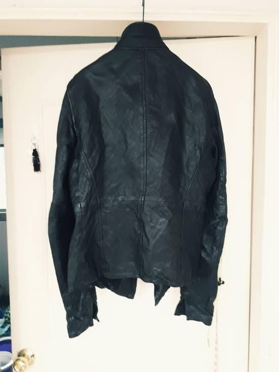 Julius FW11 Runway Thick Lamb Jacket sz2 fits 46-48 Size US S / EU 44-46 / 1 - 10