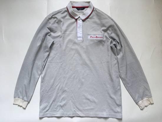 Balmain Vintage Balmain Polo Shirt Long Sleeve not gucci balenciaga saint laurent givenchy versace fendi burberry moncler undercover Size US M / EU 48-50 / 2 - 1