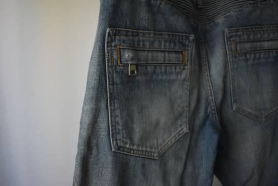 Balmain Balmain Biker Denim Jeans Size 33 Size US 33 - 4
