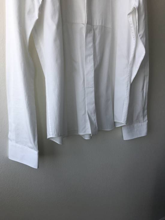 Givenchy White Formal Shirt Size US L / EU 52-54 / 3 - 4