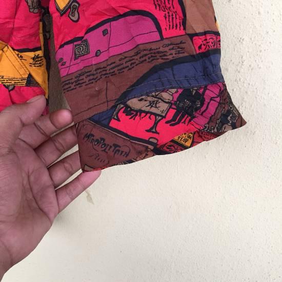 Vintage Vintage!! H-L HENRI LUC CHAPIUS Sportwear Cote D'Azur Designer Outdoor Windbreaker Full Print Pop Art Henri Luc Chapius Women Size Large Size US L / EU 52-54 / 3 - 5