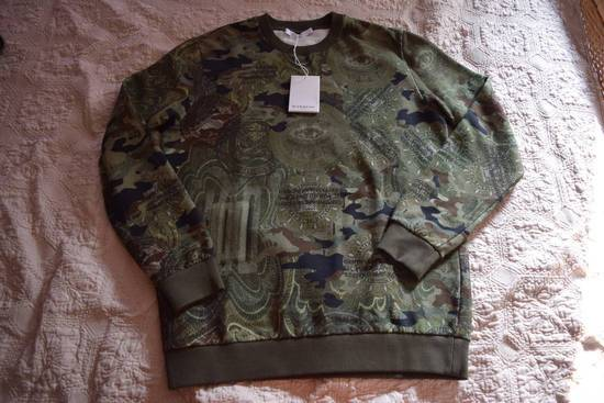 Givenchy Givenchy Authentic $890 Green Sweater Size M Cuban Fit Brand New Size US M / EU 48-50 / 2