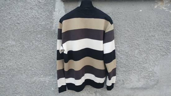 Givenchy $795 Givenchy American Flag Stripe Rottweiler Oversized Sweater size XXS (L) Size US L / EU 52-54 / 3 - 10