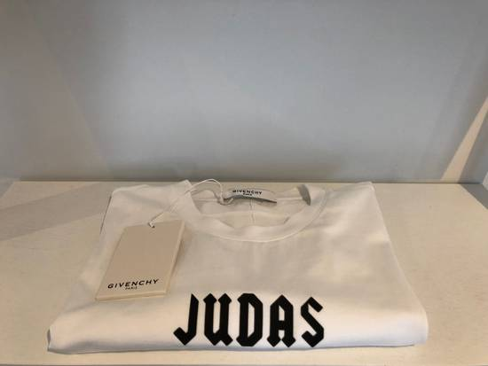 Givenchy New Givenchy Men's White Judas T'shirt Size US L / EU 52-54 / 3 - 3