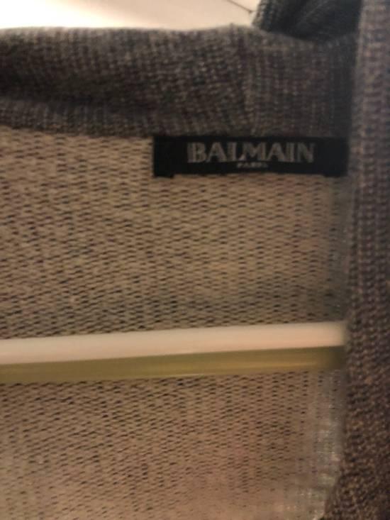Balmain Balmain Hoodie Zip Up Size US XXL / EU 58 / 5 - 1