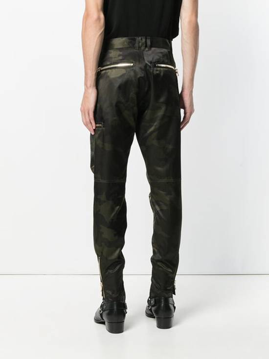 Balmain Balmain Camo Cotton Blend Pants Size US 34 / EU 50 - 3