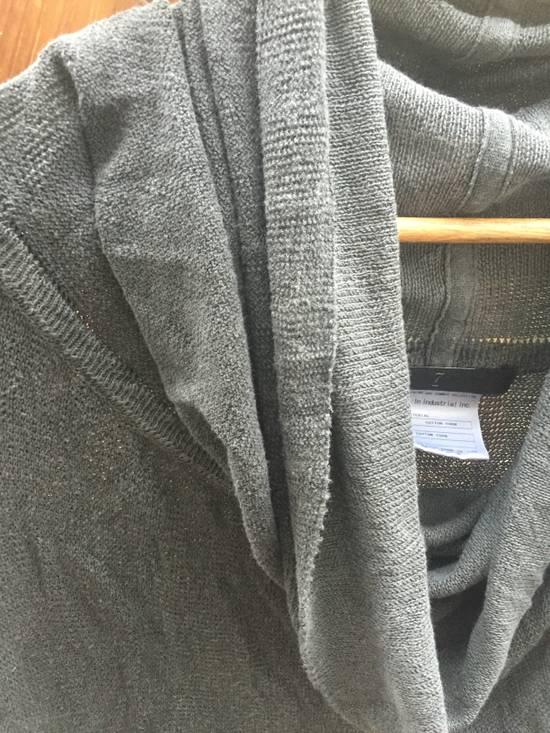 Julius SS08 Grey Yarn Cowl Neck Knit Sweater Size US M / EU 48-50 / 2 - 4