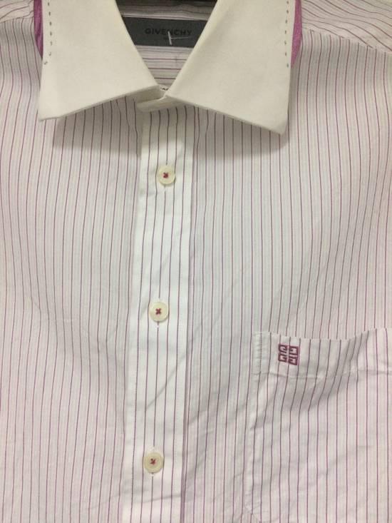Givenchy Givenchy Men S/Sleeve Button Up Designer Medium. Size US M / EU 48-50 / 2 - 1