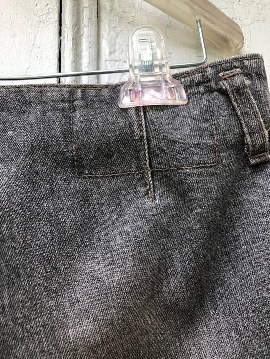 Julius _7 Ss04 Modelcase Sooty Denim Pants Size US 28 / EU 44 - 3