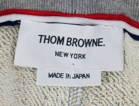 Thom Browne New Thom Browne Gray Cotton Sweat Pants Size US 36 / EU 52 - 5