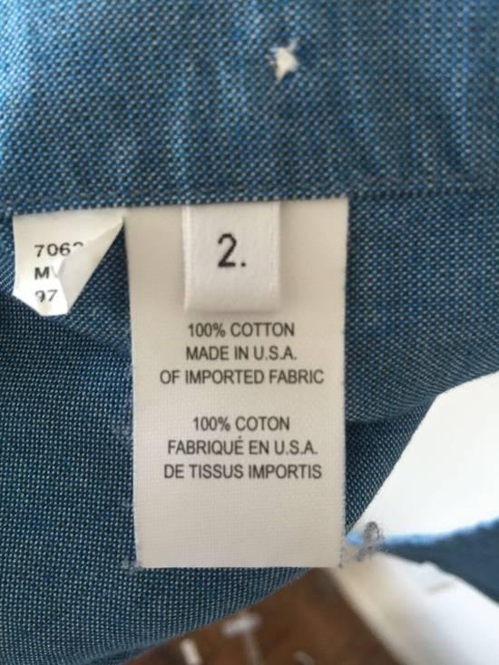 Thom Browne Thom browne TB shirt blue Size US M / EU 48-50 / 2 - 3