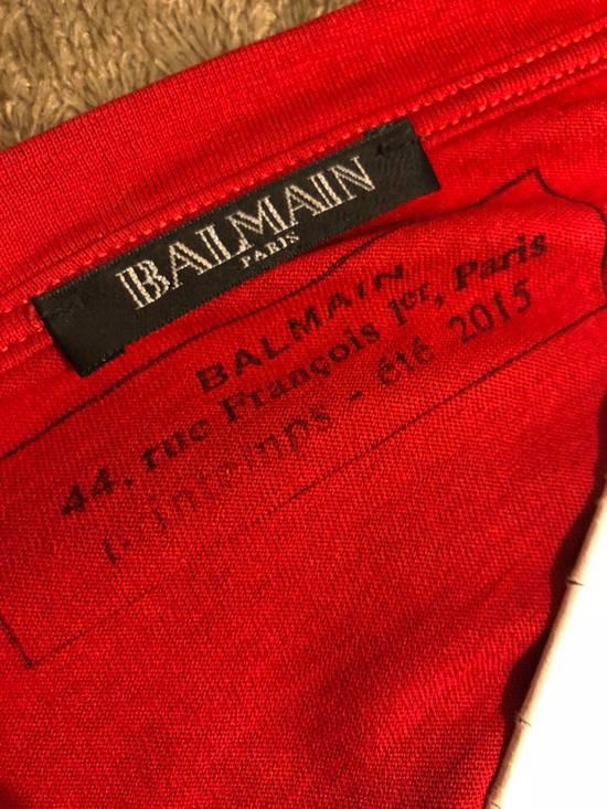 Balmain Balmain Logo Tee shirt Size US M / EU 48-50 / 2 - 2