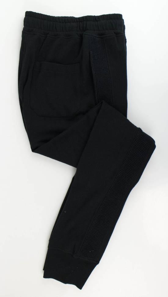 Balmain Men's Black Cotton Blend Leggings Biker Pants Size Small Size US 32 / EU 48
